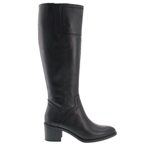 26c8ab82d663 Franco Sarto Shoes - Franco Sarto Edalina Tall Boots in Black